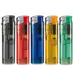 Klik aanstekers 50 stuks in tray navulbaar-5 kleurtjes