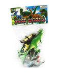 Dino World |Dinosaurus speelgoed set 10 stuks