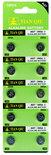 Knoopcel batterijen AG 7 / 395A batterijen 10 stuks in pak