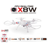 Syma X8W Drone 2.4ghz - FPV Live camera - foto en video opname - IOS & Android