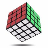 Breinbreker Revenge 4x4x4 - rubik kubus -6.2CM