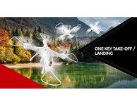 Syma X8SC HD camera quadcopter drone met 2MP 2.4ghz