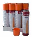 BS Unilite gas vuller 300ml | universeel formaat gasfles voor aansteker