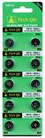 AG 10 batterijen / 389A batterijen 10 stuks in pak
