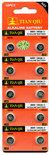 AG 5 batterijen / 393A Batterijen
