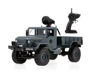 Military Rc Truck -Wifi live camera - App control  (IOS&Android) 2.4GHZ