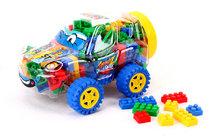 Speelgoed Bouwblokjes Auto Box