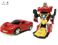 Transformer - Robot Race car - 2in1 robot en auto