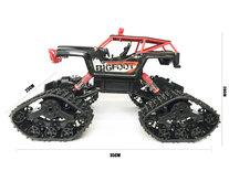 RC Truck Rock Crawler 4WD tank - 1:12 met spoor wielen - Track Car 35CM