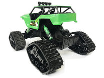 RC Truck Rock Crawler 4WD 1:12 met spoor wielen - Track Car 35CM