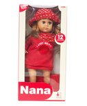 Nana pratende pop 35CM - speelgoed pop