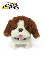 Cute Little Puppy schattig speelgoed hondje blaft en loopt 18CM