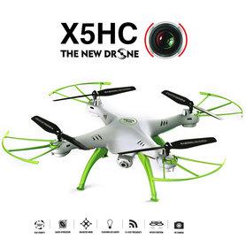 Syma x5HC Quadcopter metcamera +altitude hover functie drone