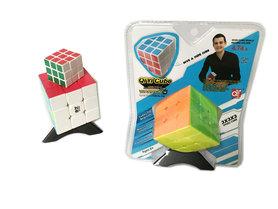 Breinbreker  rubik's Cube - 2 in 1 PACK - kubus (5.6CM ) 3x3x3