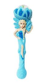 Prinsessenstaf met muziek en lichtjes -Princess toverstaf -Flash Music Stick