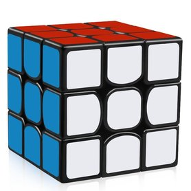 Rubik's kubus - breinbreker cube - kubus 3x3 6CM