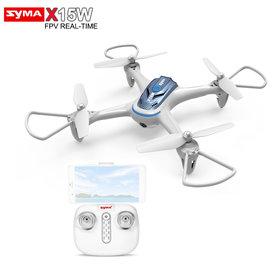 Syma X15W drone FPV  Live Camera - app control -blauw