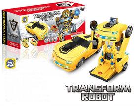 Robot Car 2 in 1 robot en auto   Galaxy warrior transform