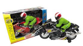 BS Speelgoed racemotor met geluid en lichtjes  Motorcycle Racer