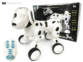Robot Dogg Smart pet- infrarood afstandsbediening -bestuurbaar robot hond + kunstjes (oplaadbaar) 27CM