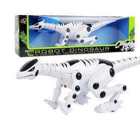 Robot Dinosaurus  - met echte dinosaurus geluid en beweegbaar (37cm)