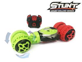 BS Rc Stunt Twister auto - 360° tweezijdig wilde bewegingen - radiografisch - 2.4GHZ 1:14 car