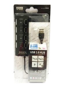 USB meervoudig 4 port HUB 2.0