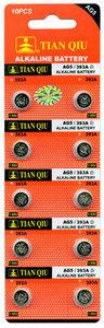 AG 5 / 393A batterijen