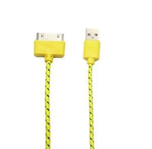 Stevig usb kabel iPhone 4S/iPad/iPod
