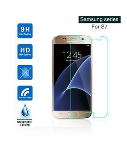 Samsung S7 Glasplaatje / Screenprotector / Tempered Glass |Galxy S7 Glass