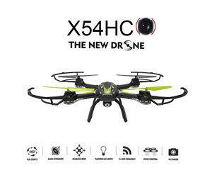 Syma X54HC Drone - met camera + Altitude Hover mode quadcopter