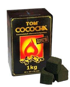 TOm COCOCHA Premium Gold 1KG kooltjes