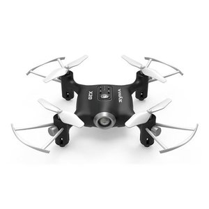 Syma X20 Pocket Mini Quadcopter drone + hovermode -zwart