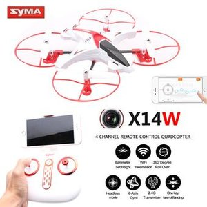 SYMA X14W drone met 720P FPV live camera - Android en IOS smartphone 2.4ghz