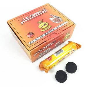 Al Fakher Kool 33mm waterpijp kooltjes 100 stuks