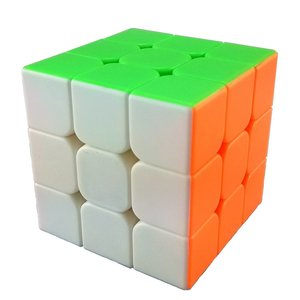 cube| kubus (3X3) 5.6CM glow in the dark