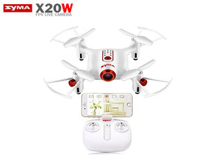 Syma X20W mini drone met HD Live Camera -FPV mini Quadcopter (10.5 cm)