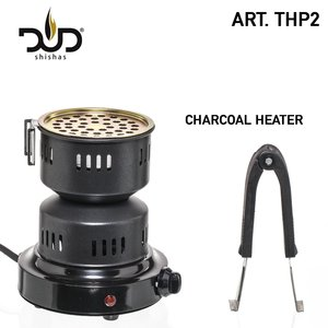 DUD Kolenbrander - Charcoal Burner Heater 1000W -waterpijp kolenbrander