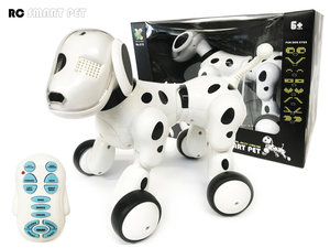 Robot Dogg Smart pet- infrarood afstandsbediening -bestuurbaar hondje + kunstjes (oplaadbaar) 27CM