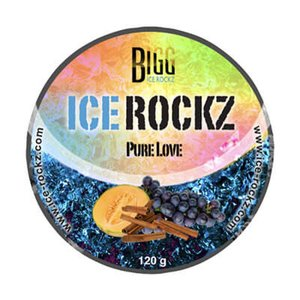 Ice rockz tabak waterpijp shisha - Pure love - love 66 120g