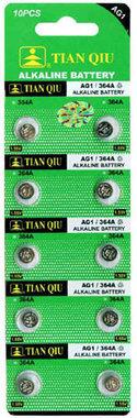 AG 1 / 364A batterijen
