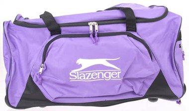 Slazenger Sporttas Trolley 65 X 34 X 35 Cm Paars