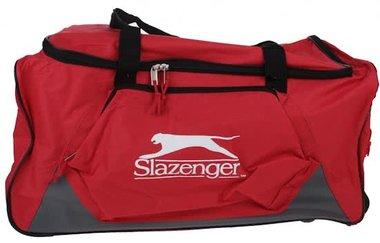 Slazenger Sporttas Trolley 65 X 34 X 35 Cm Rood