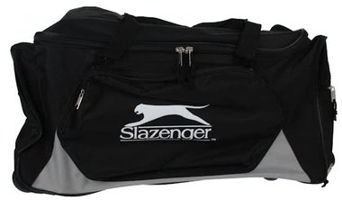 Slazenger Sporttas Trolley 65 X 34 X 35 Cm Zwart