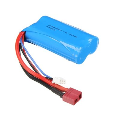 Accu 1500mAh 7.4 V - Drift Furious 8