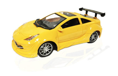 RC Race auto |Model Auto Emulation Car 1:16 (USB oplaadbaar)