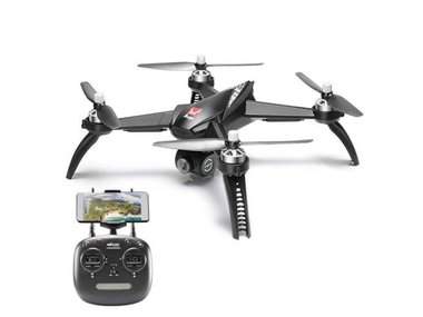 Bugs 5W camera drone - Brushless motor + GPS systeem en follow me - FPV 1080P HD live camera