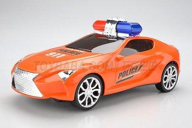 BS Politie auto speelgoed met geluid en lichtjes |Police flash speed car