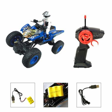 BS Rc Off-road Quad 1:20 Blue