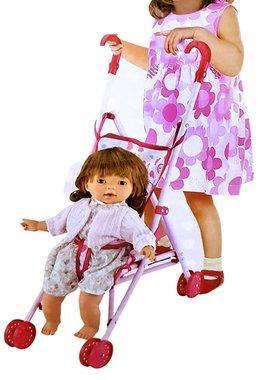 BS Baby Doll Bonnie + poppenwagen